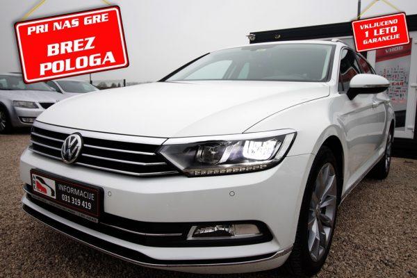 Volkswagen Passat Variant 2.0 TDI Highline SLO-LED-1.LAST-GARANCIJA