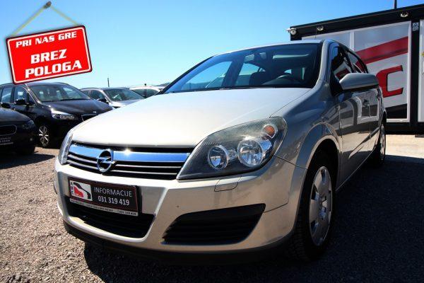Opel Astra Enjoy 1.6 16V – BREZ POLOGA