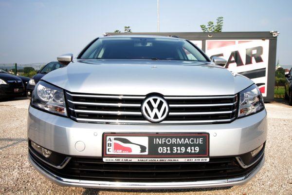 Volkswagen Passat 2.0 TDI – DSG – BREZ POLOGA
