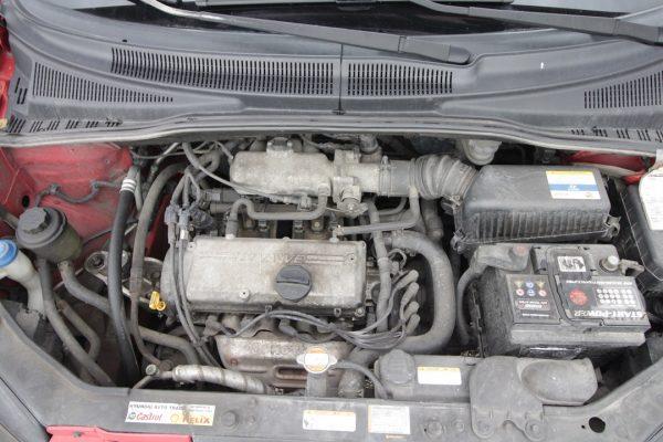 Hyundai Getz 1.1 GL – SERVO. KLIMA. SLO POREKLO – BREZ POLOGA