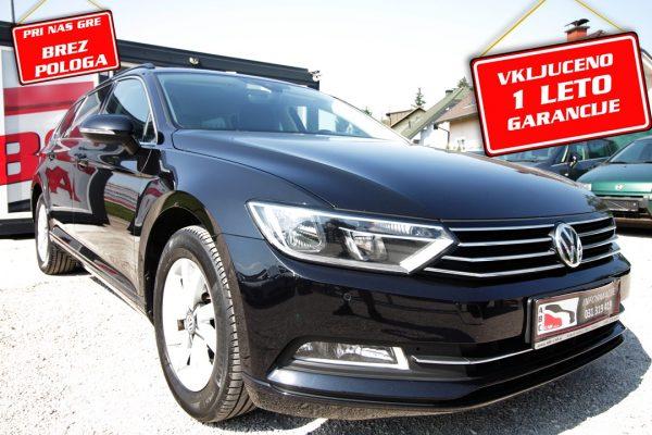 Volkswagen Passat Variant 2.0 TDI BMT Comfortline – 1. LASTNIK –