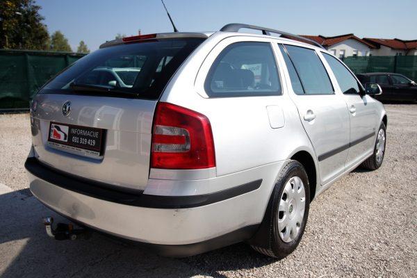 Škoda Octavia Combi 1.9 TDI – BREZ POLOGA – SLO POREKLO