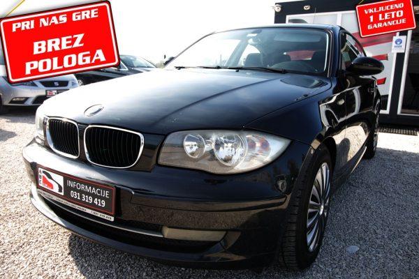 BMW serija 1: 120d – BREZ POLOGA – GARANCIJA
