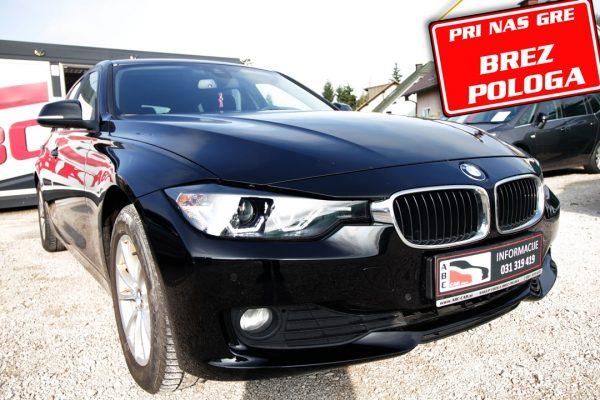 BMW serija 3: 320d xDrive – BREZ POLOGA – XENON