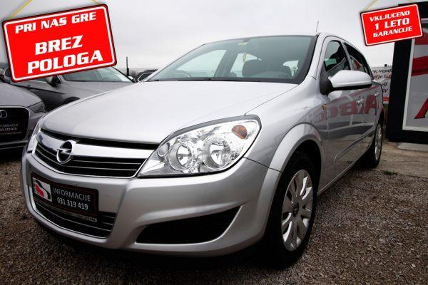 Opel Astra 1.4 16V Enjoy – 1. LASTNIK – BREZ POLOGA