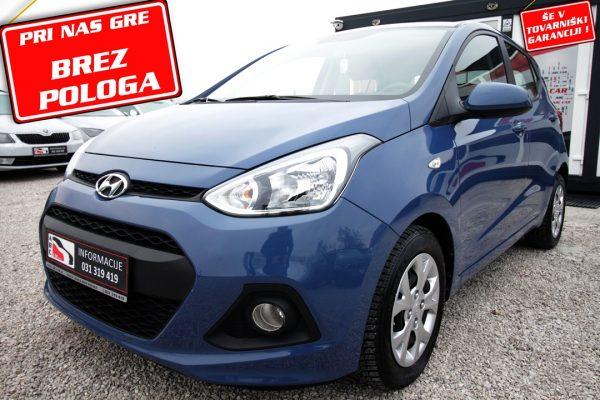 Hyundai i10 1.0 Life – KLIMA- 1 LAST. – BREZ POLOGA