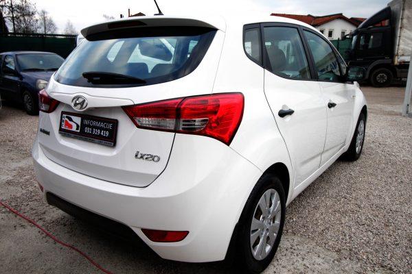 Hyundai ix20 1.4 – 1. LASTNIK – BREZ POLOGA – SLO.