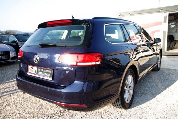 Volkswagen Passat 4motion 2.0 TDI BMT Comfortline – 1. LASTNIK