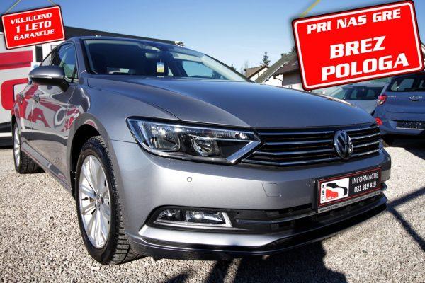 Volkswagen Passat 2.0 TDI DSG – 1.LAST – BREZ POLOGA